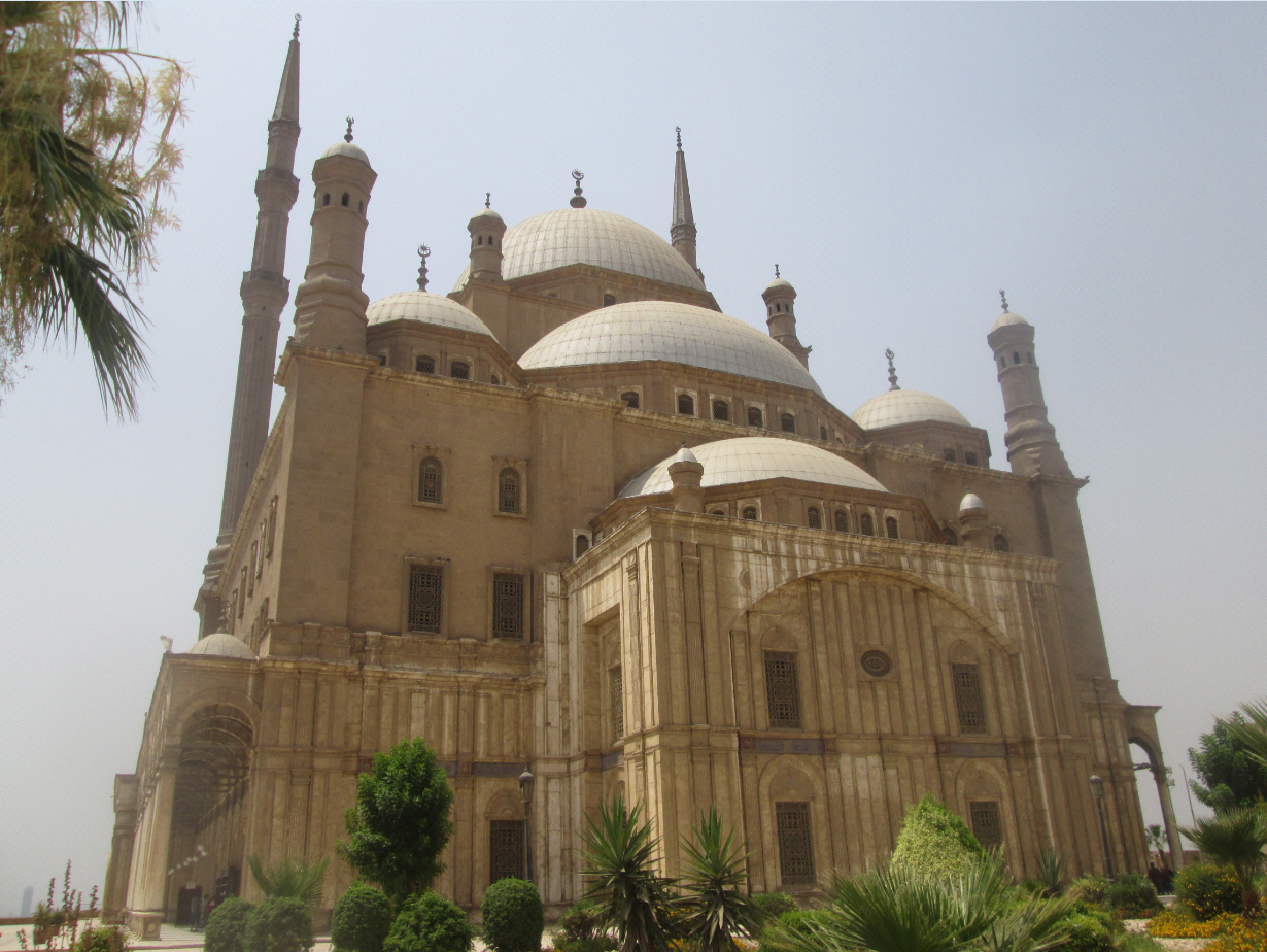 Citadel of Saladin. Old Cairo. Egypt. Copyright © InterConsult21